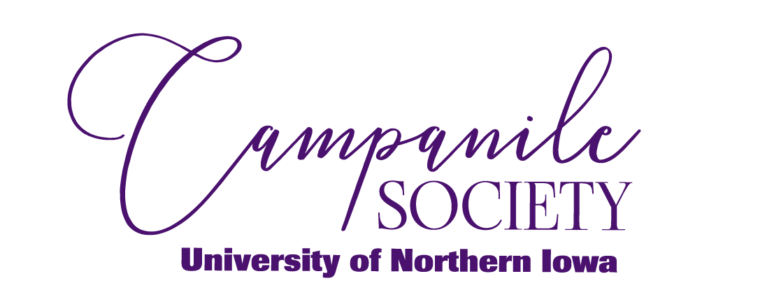 Campanile Society - University of Northern Iowa