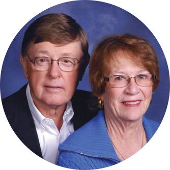 Dick and Carol Savage