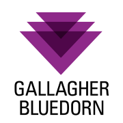 Gallagher Bluedorn Performing Arts Center logo