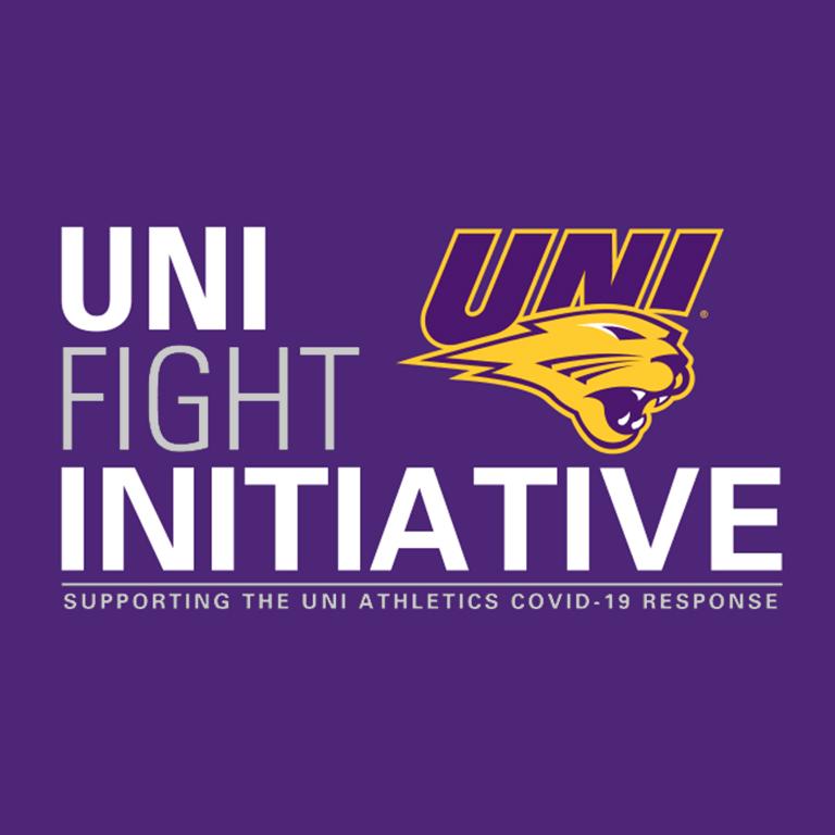 UNI Fight Initiative: Supporting the UNI Athletics COVID-19 response