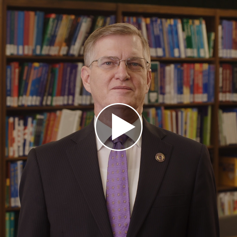 UNI President Mark Nook video link