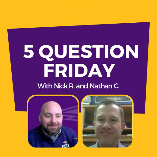 5 Question Friday with Nick Rafanello and Nathan Christensen