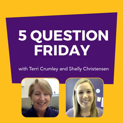 Five Question Friday with Admissions' Terri Crumley and Shelly Christensen